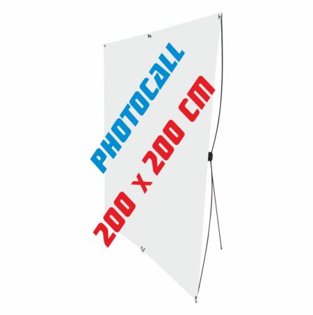 fotocall 200 x 200 cm